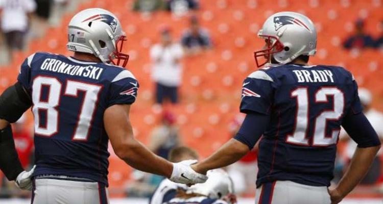 Patriots-Brady-Gronk