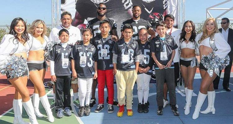 Raiders-en-México