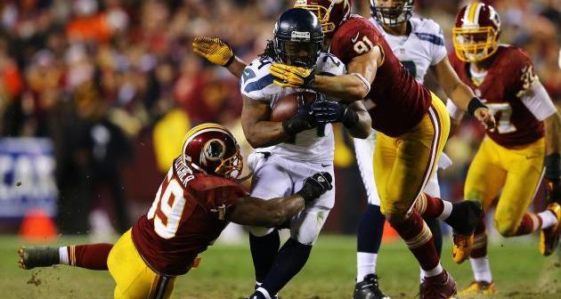 Seahawks vs Redskins