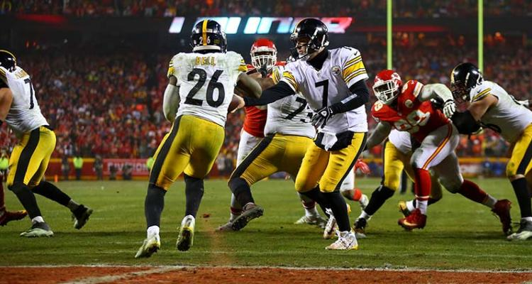 Steelers-LeVeon-Bell-05