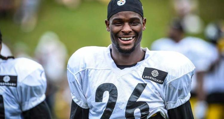 Steelers-Leveon-Bell-Training-Camp