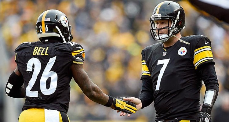 Steelers---Roethlisberger-Bell