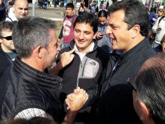 Favio Martínez acuerdo con Frente Renovador