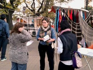 Registro de femicidios en Morón