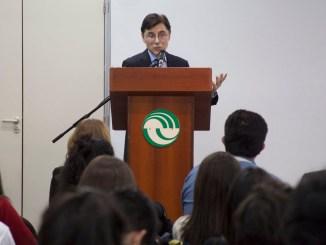Jorge Fontevecchia en UNLaM