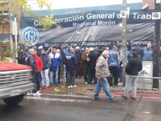 Protesta en Fenosa