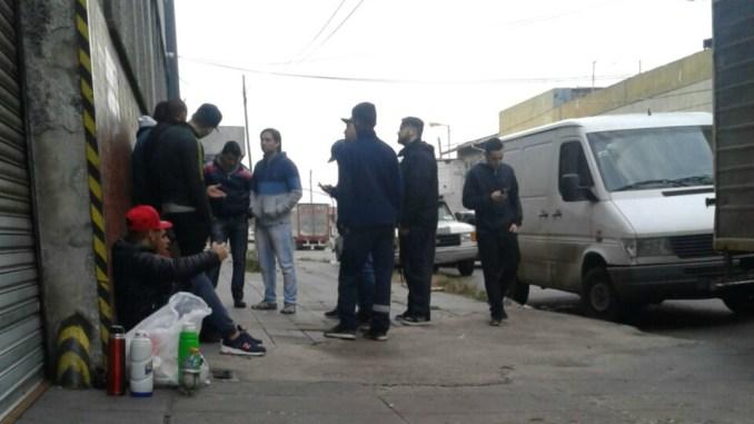 Cierre de empresa en San Martín