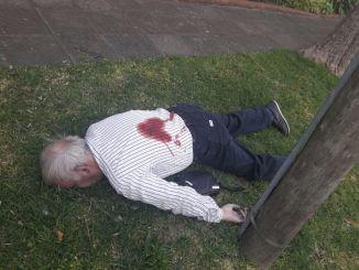 Doble homicidio en Castelar