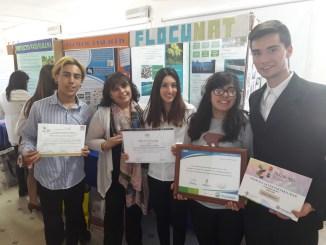 Jóvenes investigadores de Ituzaingó