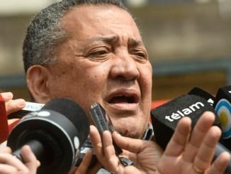 Condena a Luis D'Elía