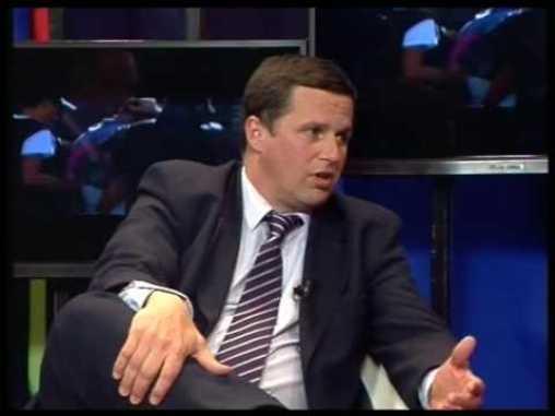 El Dr. Santiago Marquevich es el fiscal a cargo de la Unifaf Especializada en Secuestros Extorsivos.