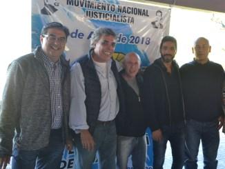 Unidad del peronismo en Ituzaingó