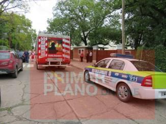 Amenaza de bomba en escuela de Hurlingham