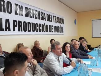 Foro en Defensa del Trabajo y la Producción de Morón