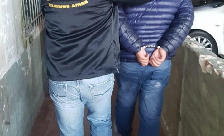 Vendedor ambulantre detenido