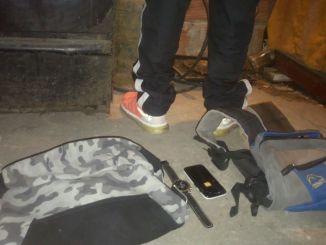 Otro trapito ladrón en Ituzaingó