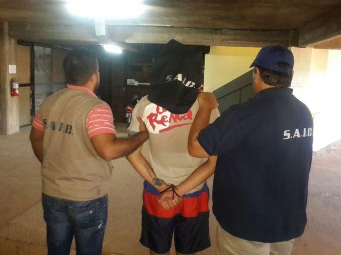 Duarte detenido
