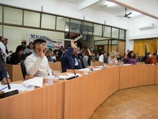 Los concejales de Unidad Ciudadana y del Frente Renovador declararon la emergencia educativa en Hurlingham