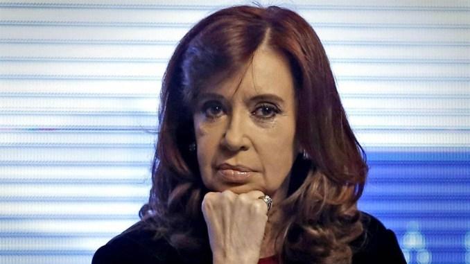 Cristina procesada