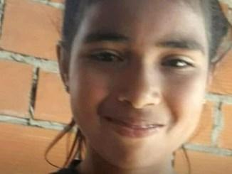 Nena desaparecida