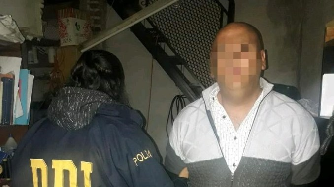 Detenido por abusar de su hija
