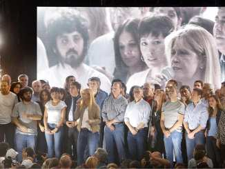 Homenaje a Néstor Kirchner