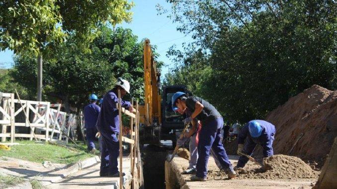 Sendas obras ya están en proceso de ejecución: una comenzó en julio y la otra en septiembre pasado.