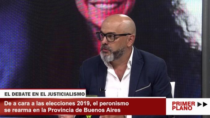 Gabriel Barquero en Primer Plano