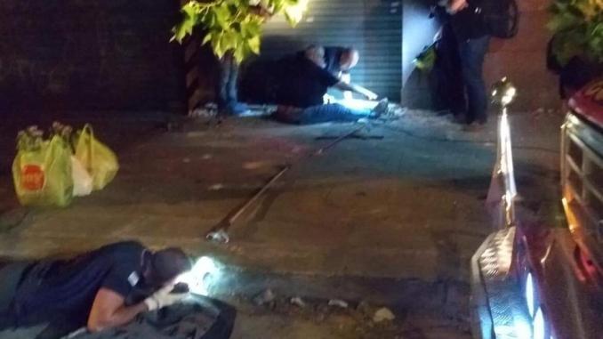 Bomberos salvaron a gato