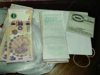 Dinero encontrado