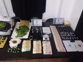 Bandas narcos en Moreno y Morón