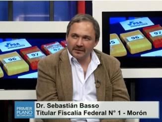 Fiscal Sebastián Basso