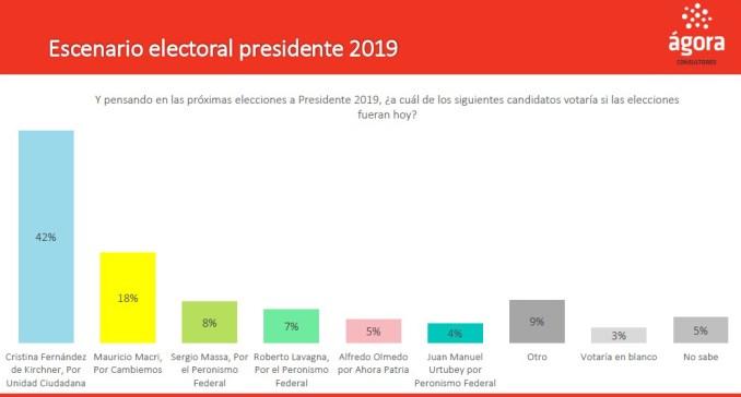 Encuesta febrero 2019 presidencial