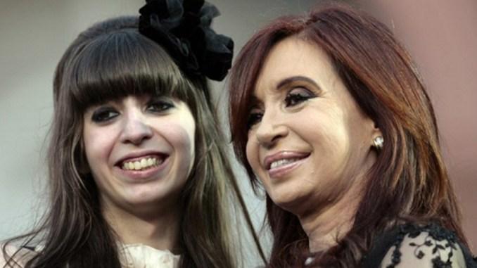 Cristina y su hija Florencia