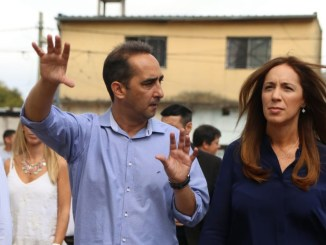 Vidal y Tagliaferro en Morón
