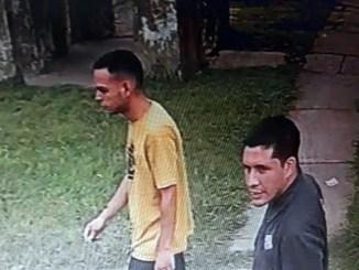 Ladrones en Ituzaingó