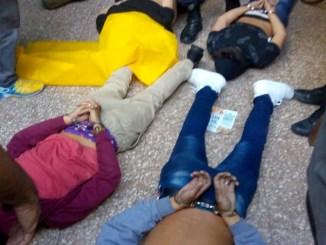 Detenidos tras tiroteo en Morón Sur