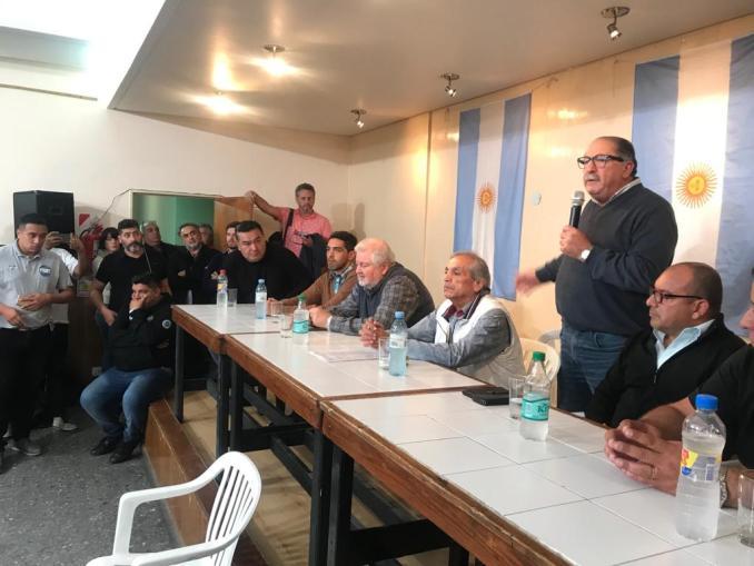 62 organizaciones peronistas Morón