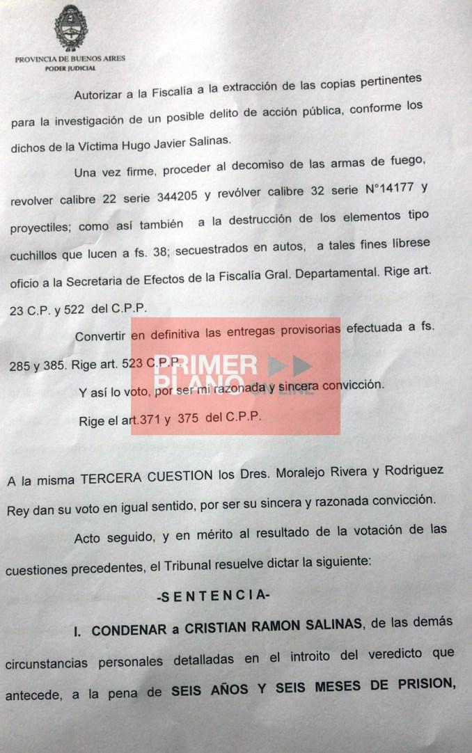 Condena Salinas 1