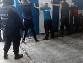 Detenidos narcomenudeo Hurlingham y Haedo