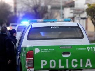 Suicidio de policía en Merlo