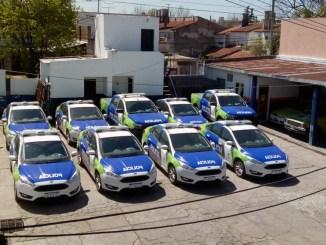Nuevos patrulleros
