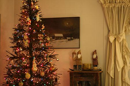 Christmas ornaments u2013 Page 2 u2013 Primitive Folk Art by Old World - primitive christmas decorations