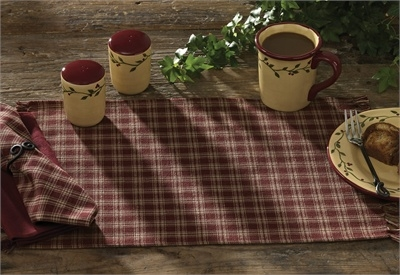 Sturbridge Wine Placemat Park Designs Primitive