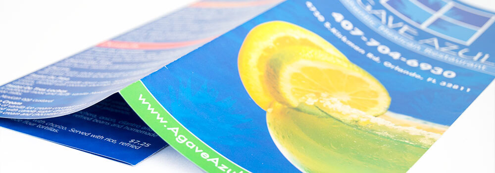 Complete List of Brochure Folds and Options Primoprint Blog