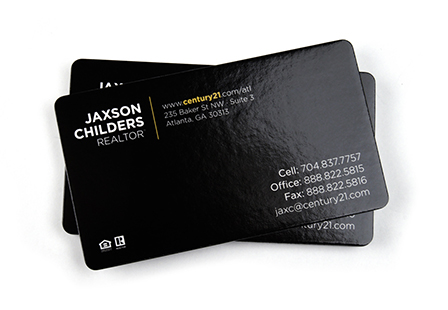 Glossy Business Cards - UV Coated Business Cards Primoprint