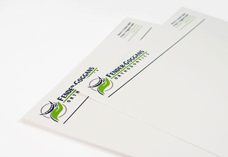 White Linen Letterhead - Custom Business Letterhead Primoprint