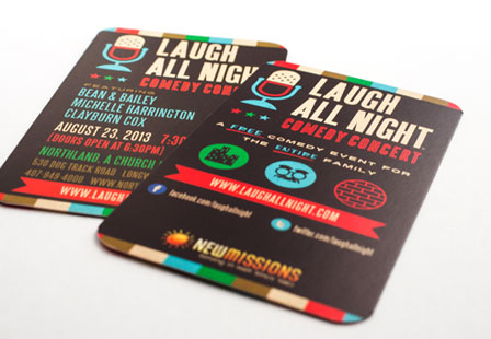 Matte Business Cards - Add Spot UV to Highlight the Design Primoprint