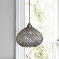 Decorative Glass Pendant Light | | Primrose & Plum