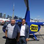 Best Buy Gets #PermissionToHover With Influencers [Pics]